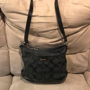 Large Coach Crossbody- Great Condition!